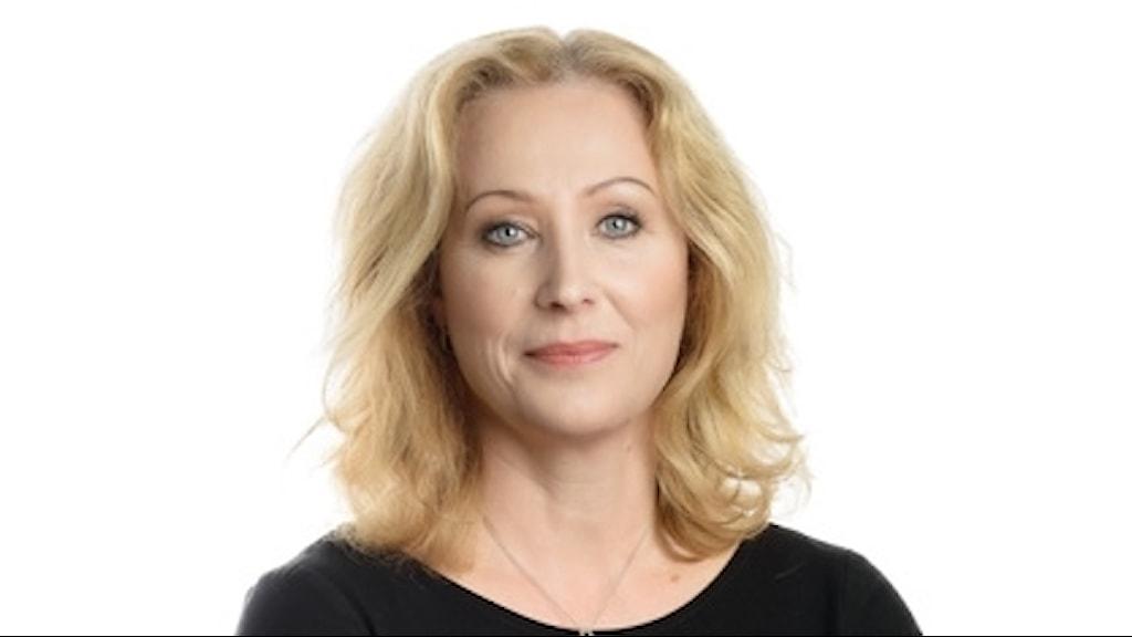Jeanette Gustafsdotter.