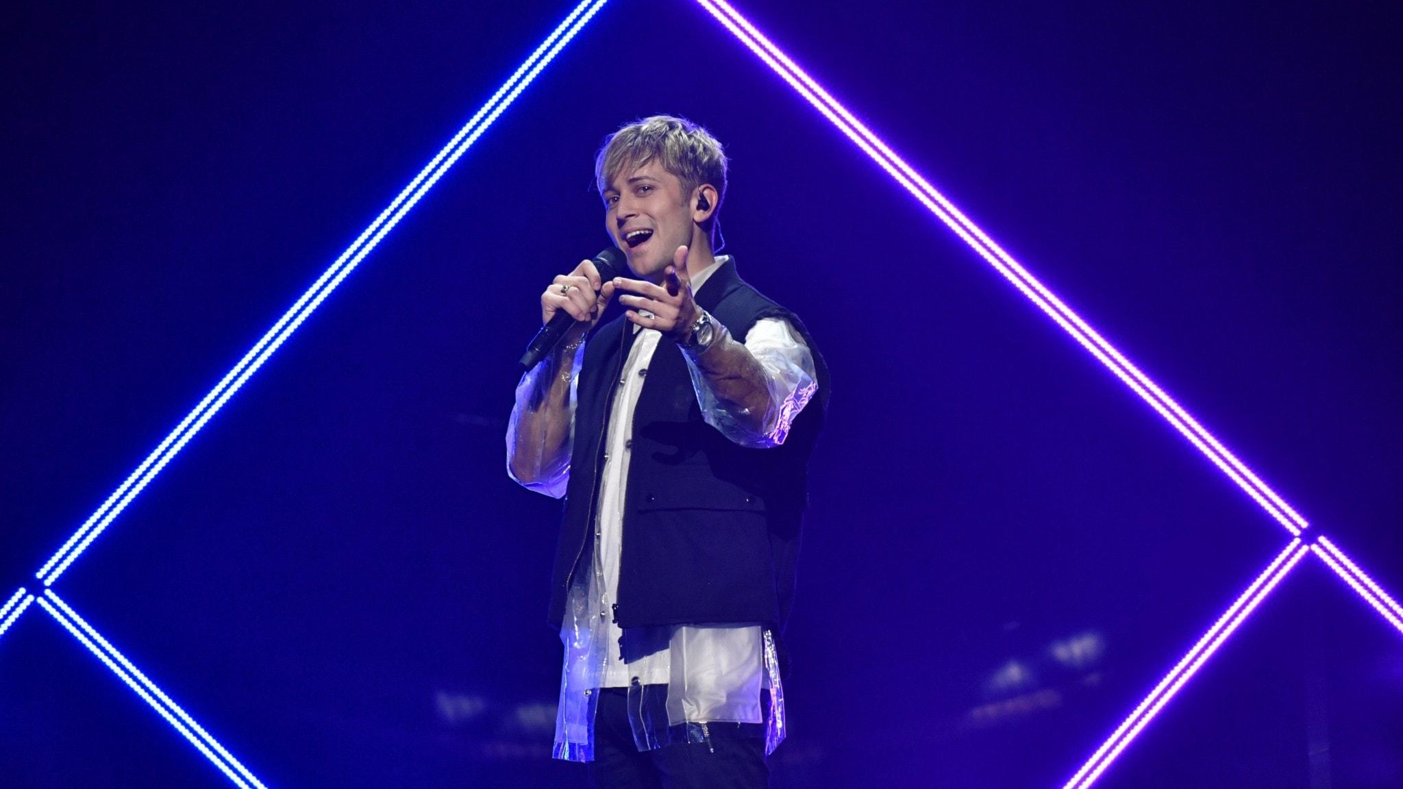 Vlad Reiser i Melodifestivalen