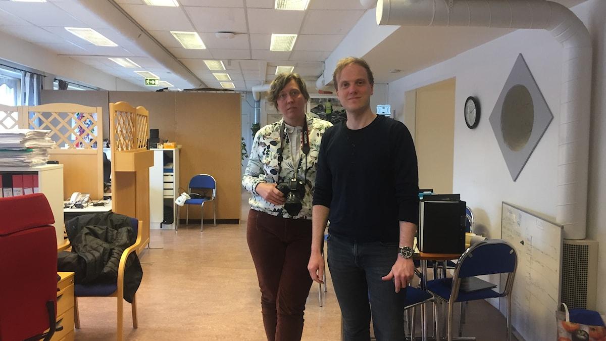 Bild från Fagersta-posten
