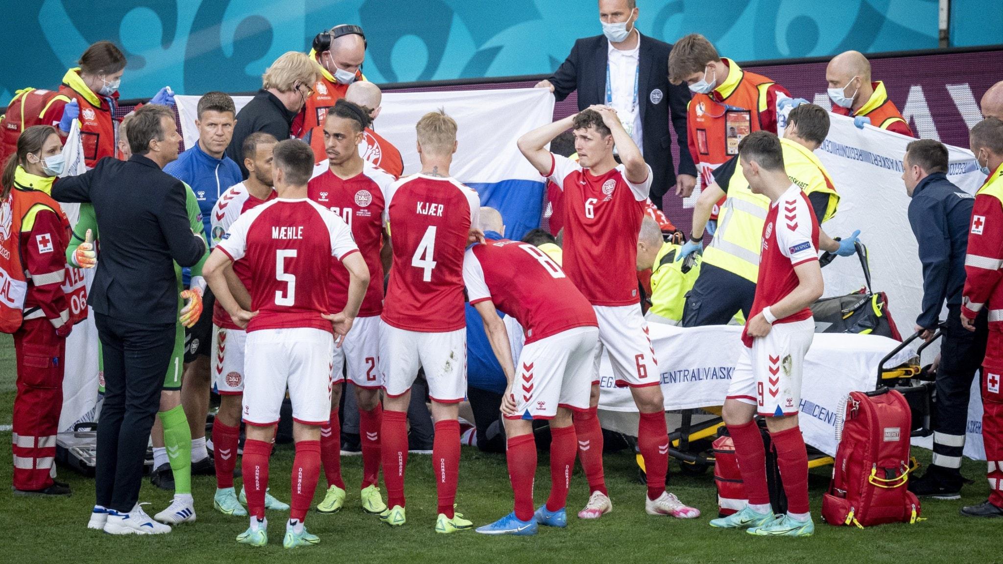 Danmark möter Finland