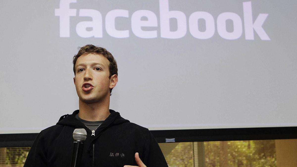 Mark Zuckerberg 2010.