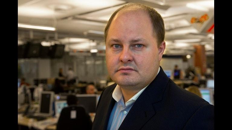 Thomas Mattsson chefredaktör på Expressen