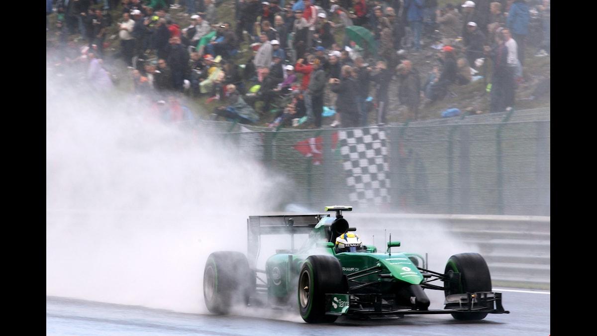 Formel 1 Marcus Ericsson