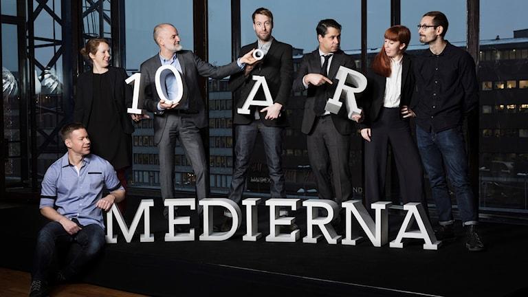 Välkommen till Mediernas tioårsjubileum!
