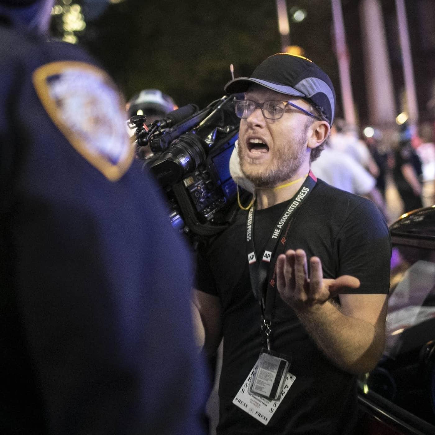 Hårdvinklade Ekot Tegnells självkritik? Journalister måltavlor i USA och svårt för utgivare tackla bluffannonser