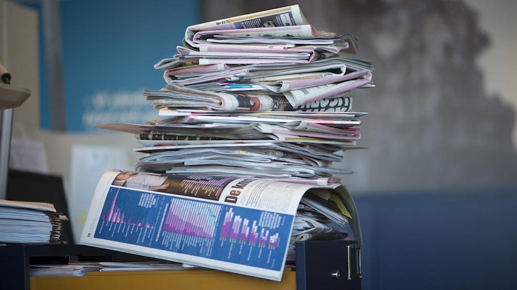 Tidningar