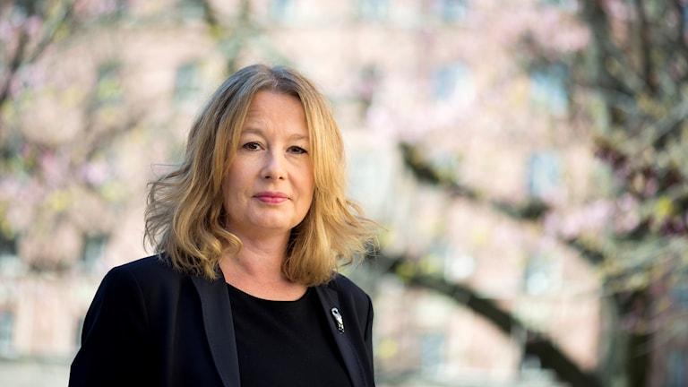Åsa Linderborg, kulturchef Aftonbladet