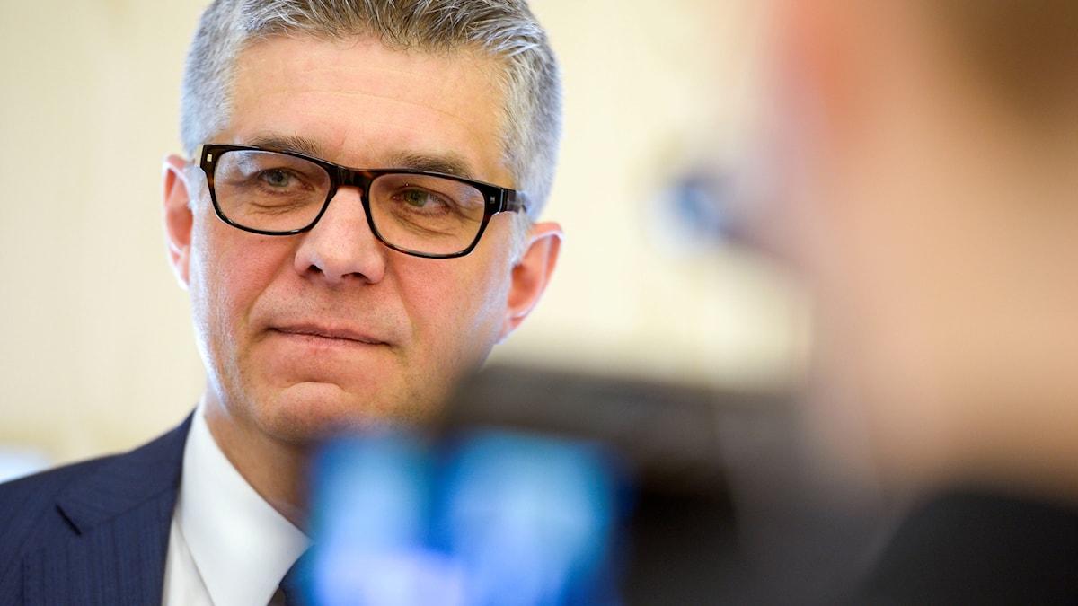 Anders Thornberg, Säpo-chef, har tidigare berättat om att det troligen finns personer i Sverige kapabla att utföra terrordåd.