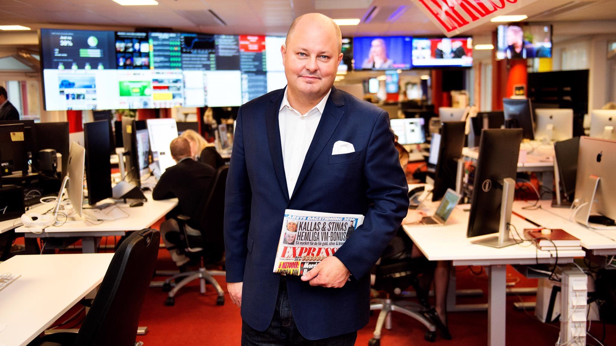Thomas Mattsson lämnar Expressen, skriverier och löpsedlar fick politikern i Arvika på fall, hur ärlig måste en reporter vara?