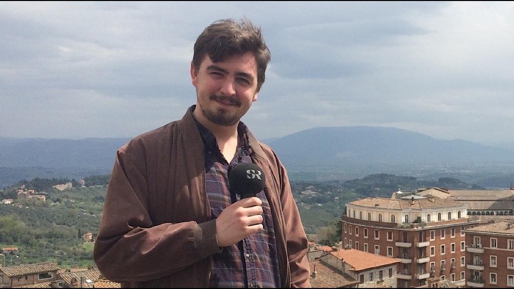 Mediernas socialamedierkörnikör Jack Werner