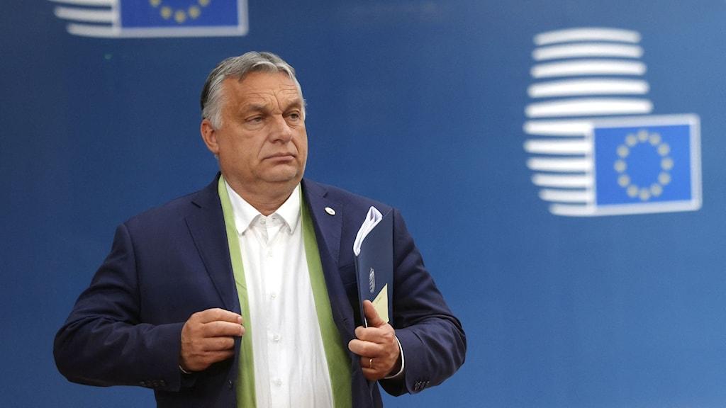 Ungerns premiärminister Viktor Orbán.