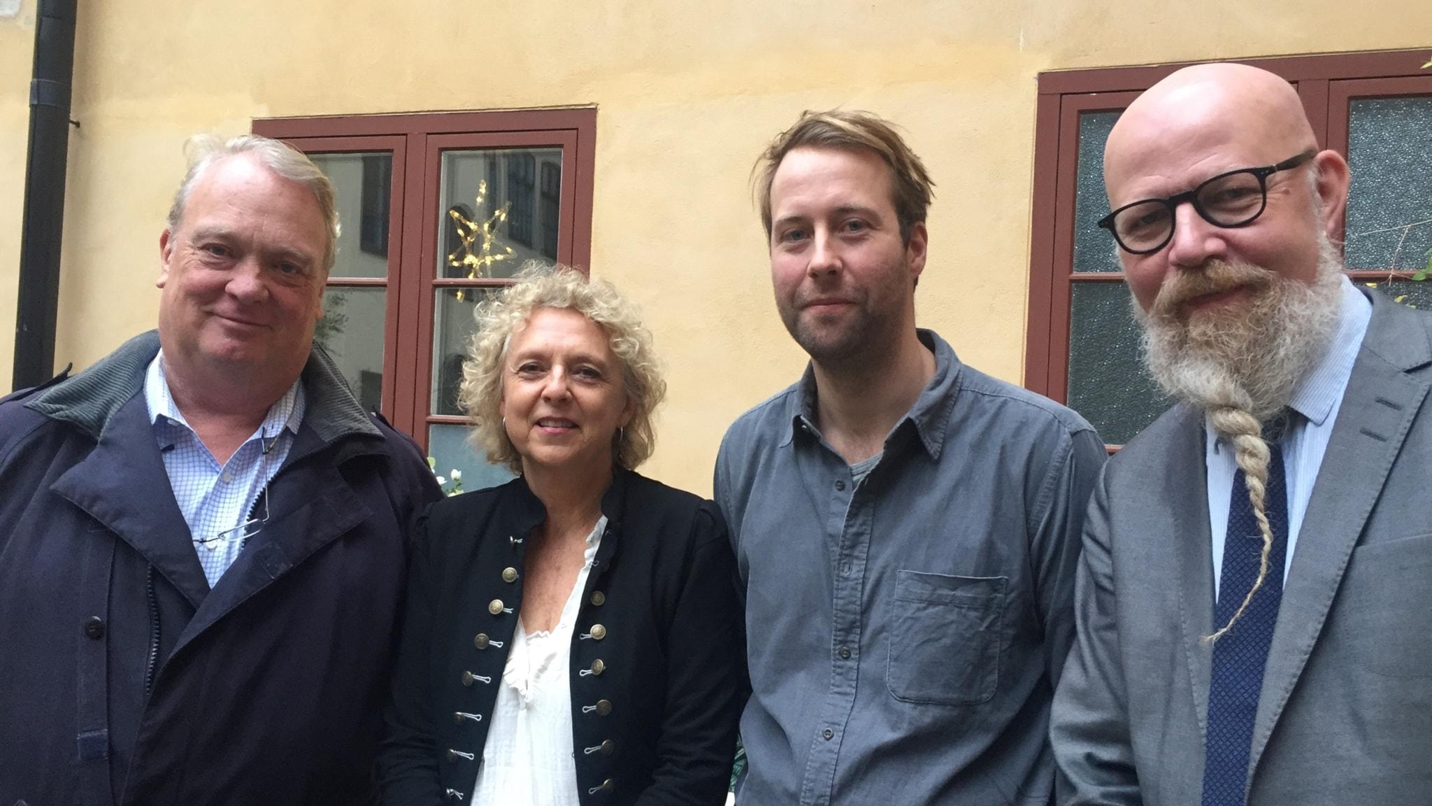 Årssamtal 2018 – Vi sammanfattar medieåret med tre gäster i studion