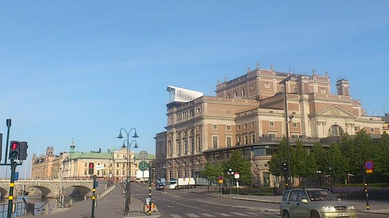 Dags för ett nytt operahus snart?
