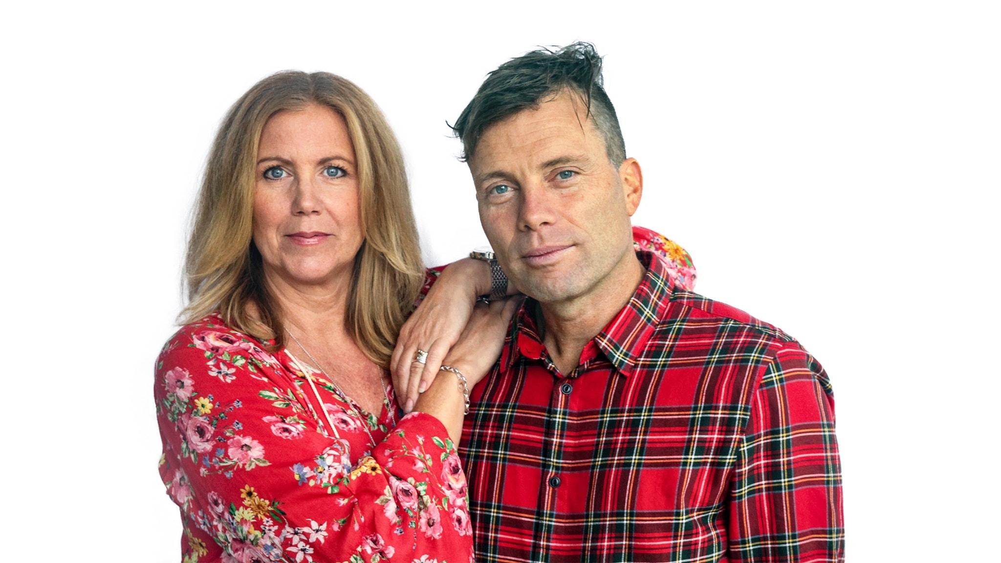 Med Mia Bryngelson och Henrik Olsson