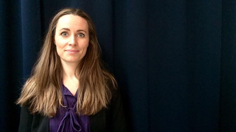 Caroline Mitt, jurist på Diskrimineringsombudsmannen.