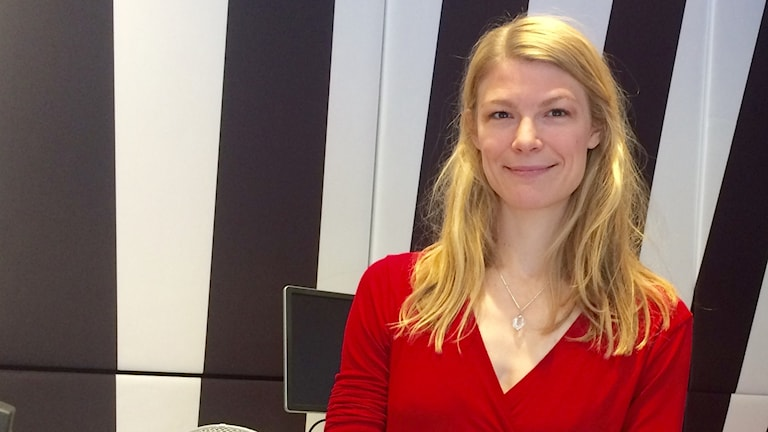 Ida Therén, frilansjournalist.