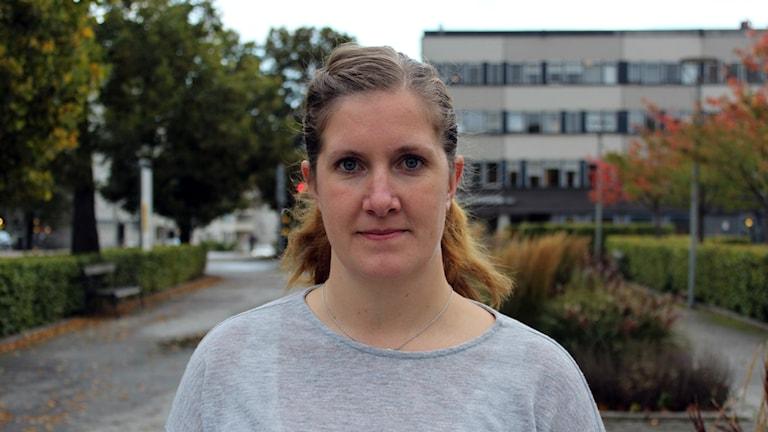 Charlotte Ahlin