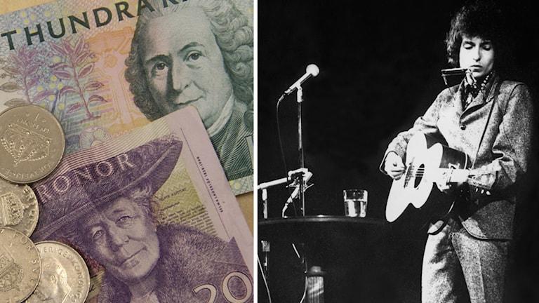 Pengar och Bob Dylan