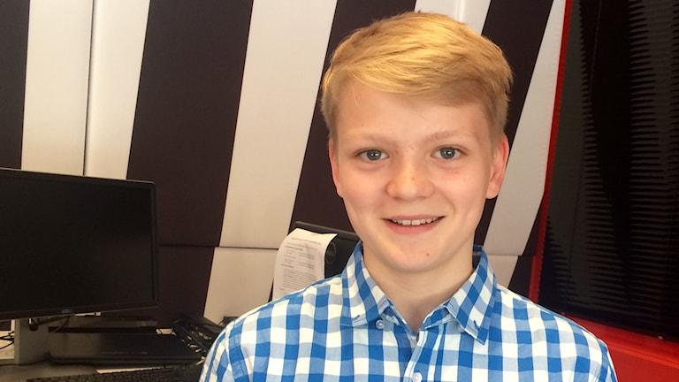 Gossopranen Aksel Rykkvin 14 år, från Norge är ett fenomen.