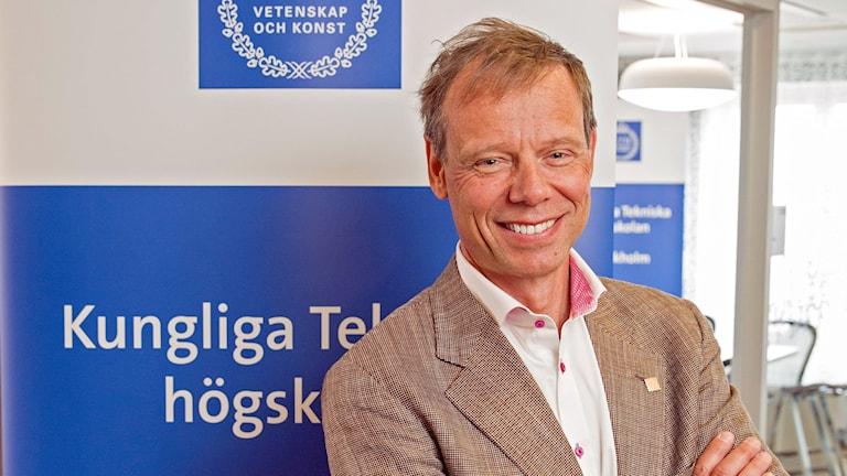 Foto på Christer Fuglesang.