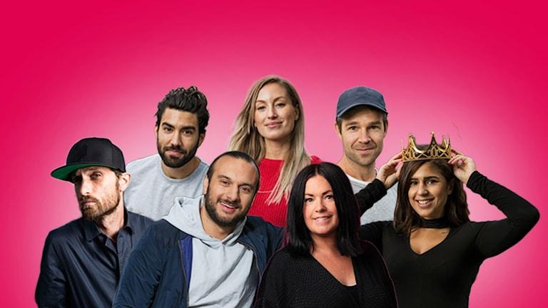 En lokal radiokanal som lyfter Stockholm i världen och världen i Stockholm, med de skönaste låtarna från 90-talet och framåt.