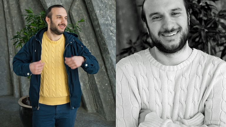 Farzad Nouri sänder Morgon i P5 STHLM