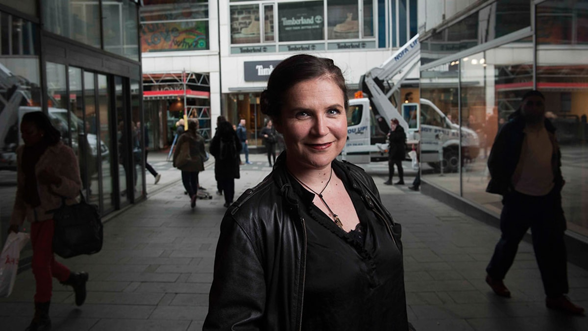 Kim Kärnfalk sänder Kväll i P5 STHLM.