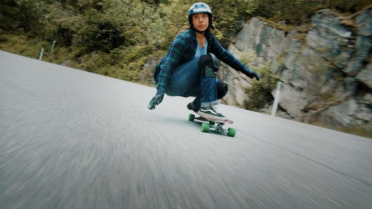 Ishtar Bäcklund. Foto: Press