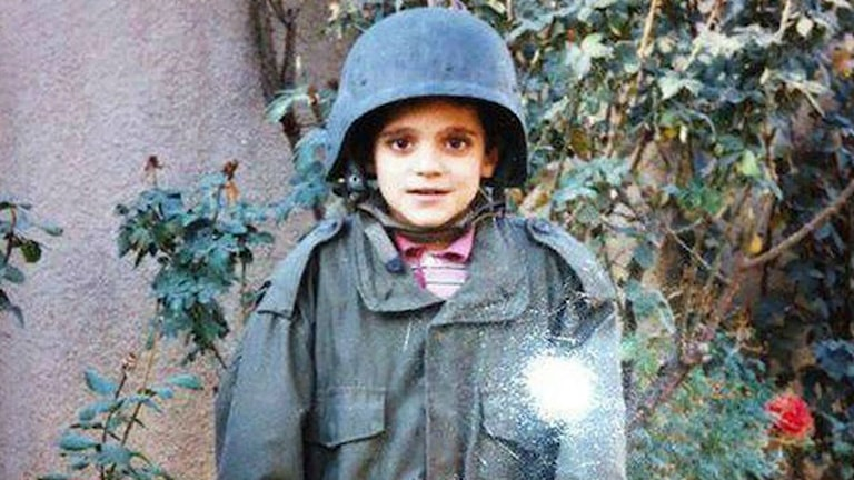 Mehran Farshid kom som ensamkommande flyktingbarn. Foto: Privat