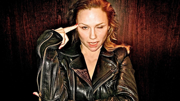 Skådespelerskan Malin Levanon Foto: Privat