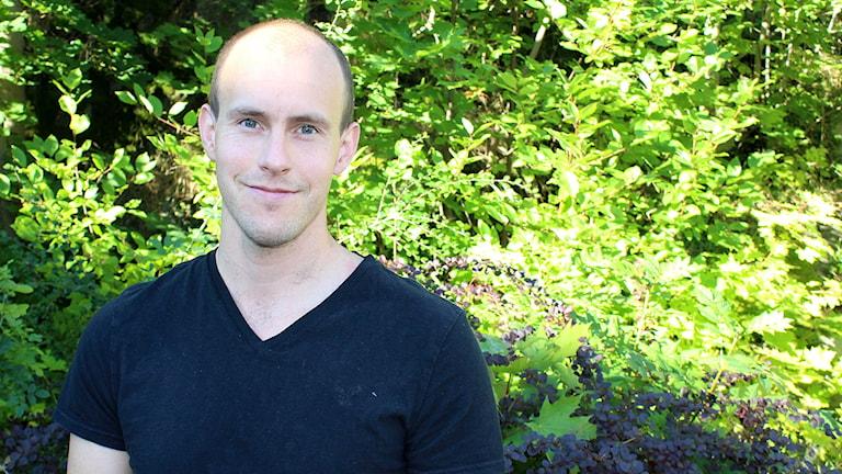 Marcus Moberg, näringsfysiolog och doktor i idrottsvetenskap.
