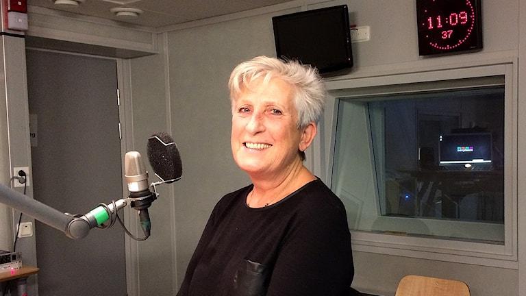 Irene Johansson. Foto: Madeleine Rollenhagen/Sveriges Radio