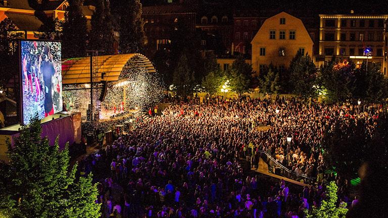 Festivalen We are Sthlm. Foto: Alexander Tillheden