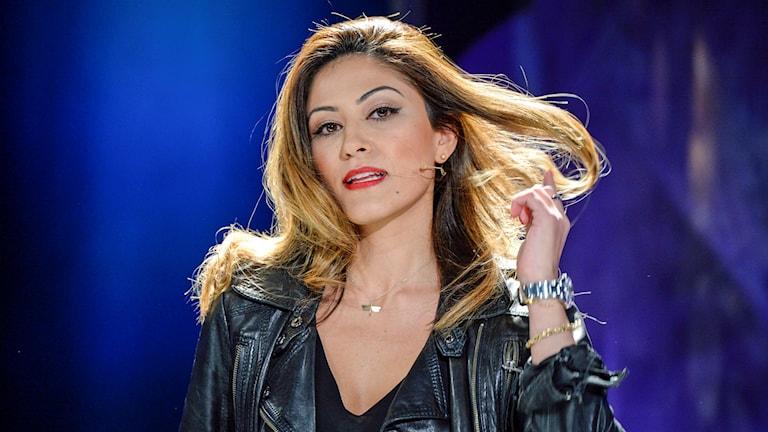 Den nya idoljuryn har presenterats. Det blir skivbolagsveteranen Nikki Amini som tar över juryuppdraget i den kommande, tolfte, säsongen av TV4:s 'Idol'. Foto: Anders Wiklund / TT