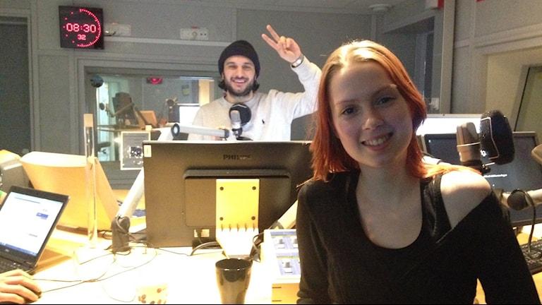 Emelie Blad. Eva Ericsson / Sveriges Radio.