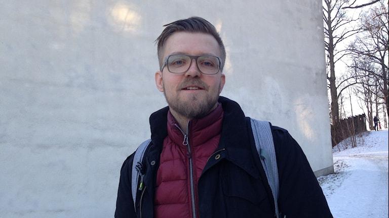 Andreas Ivarsson.