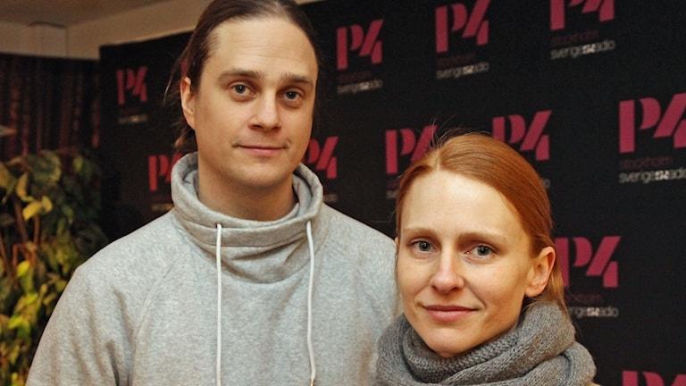 Ivan och Hanna Monthan