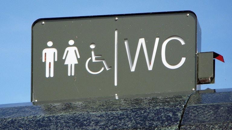 Offentlig toalett