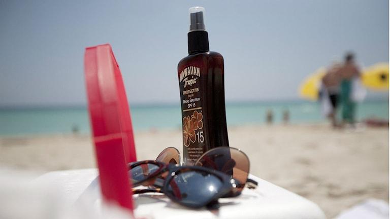 Solkräm skyddar inte mot cancer.