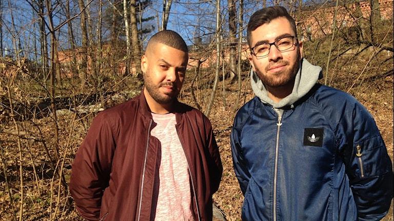 Mohammed Anwar Ryback och Rawa Farok Mohamed Ali