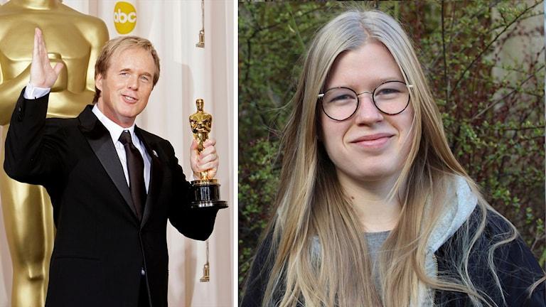Brad Bird vann Oscar för bästa animerade  film, Råttatouille.