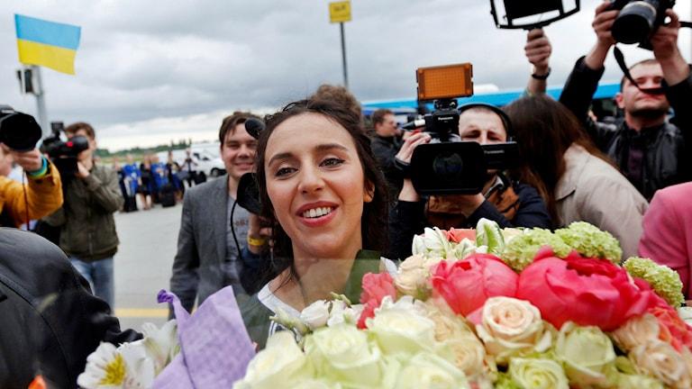 Jamala från Ukraina