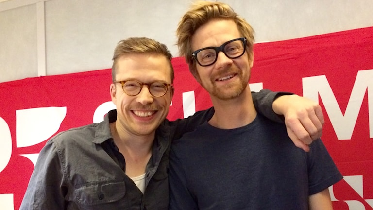 Humorduon Anders & Måns.