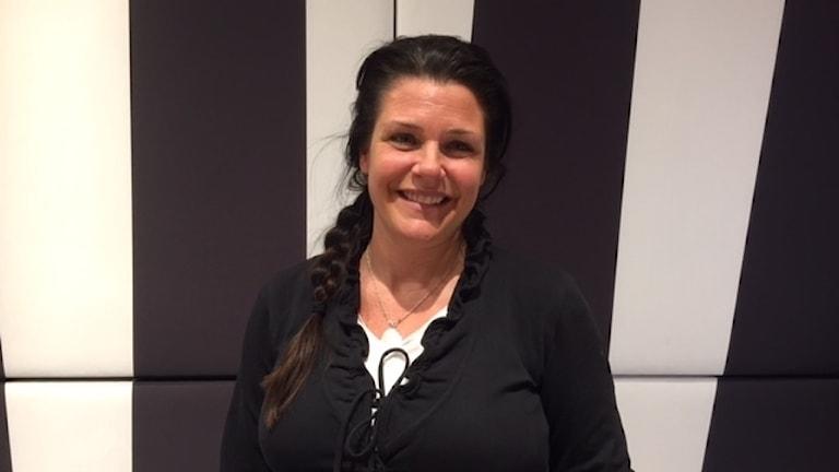 Karin Tell-Kristiansson är mindfullnessinstruktör.