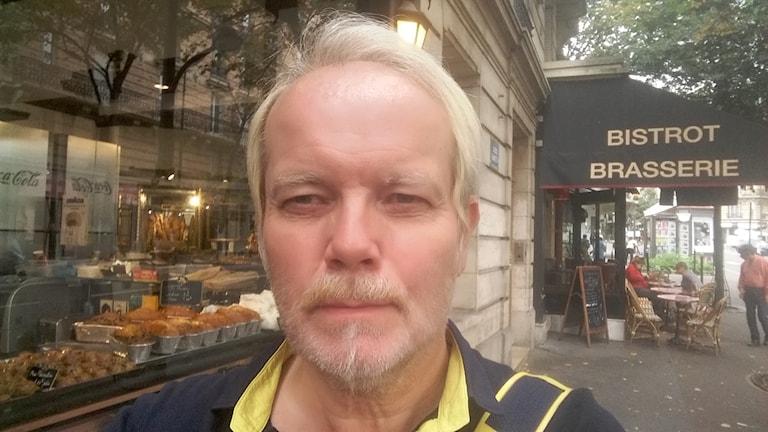 Johan Tollgerdt, frilansjournalist.