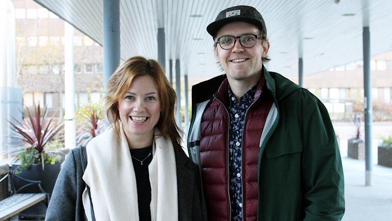 Joanna Alm & Andreas Ivarsson