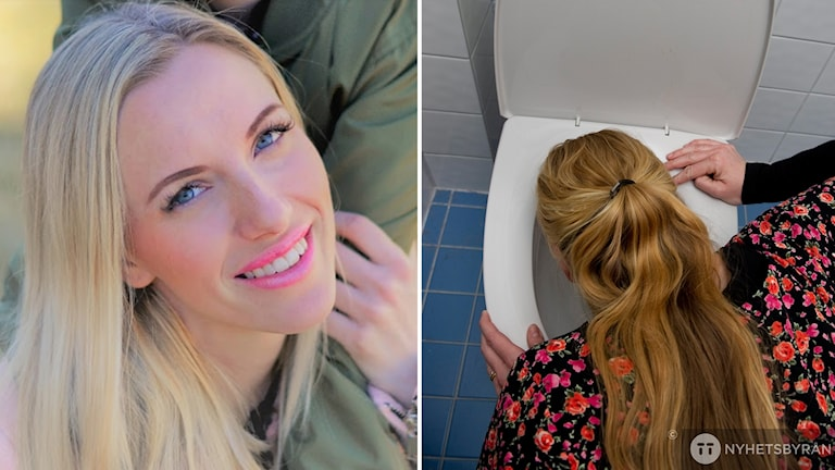 Vänster: Cecilia Lindecratz. Höger: Arkivbild TT.