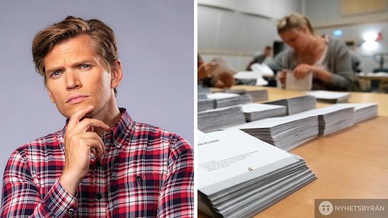 Henrik Torehammar om valet.