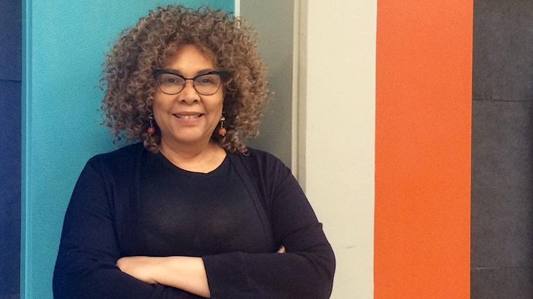 Julie Dash, regissör till 90-talsfilmen Daughters of the Dust.