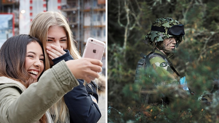 Nollnollare och militären